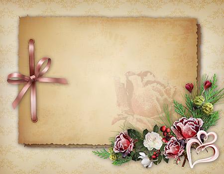 Днем рождения шаблон открытка